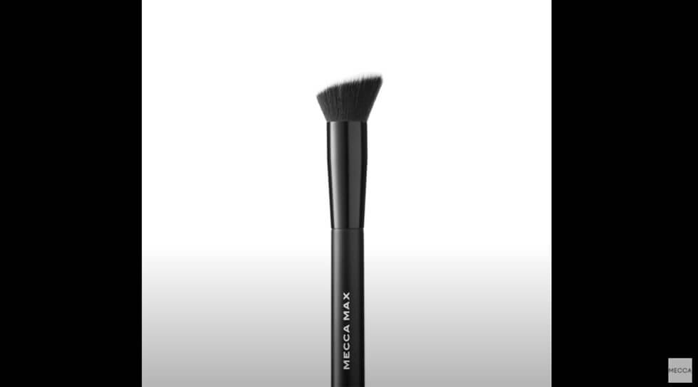 Angled Complexion Brush, , video