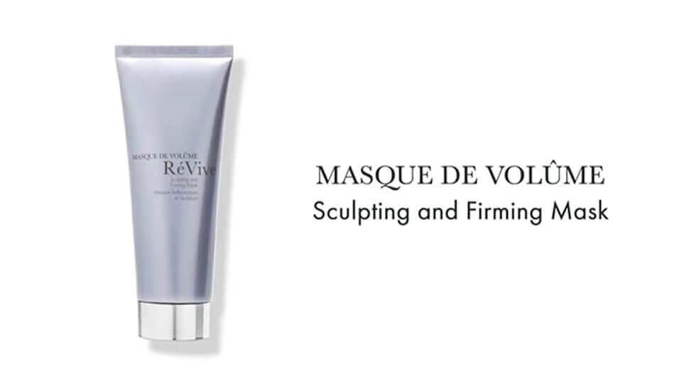 Masque de Volûme Sculpting and Firming Mask, , video