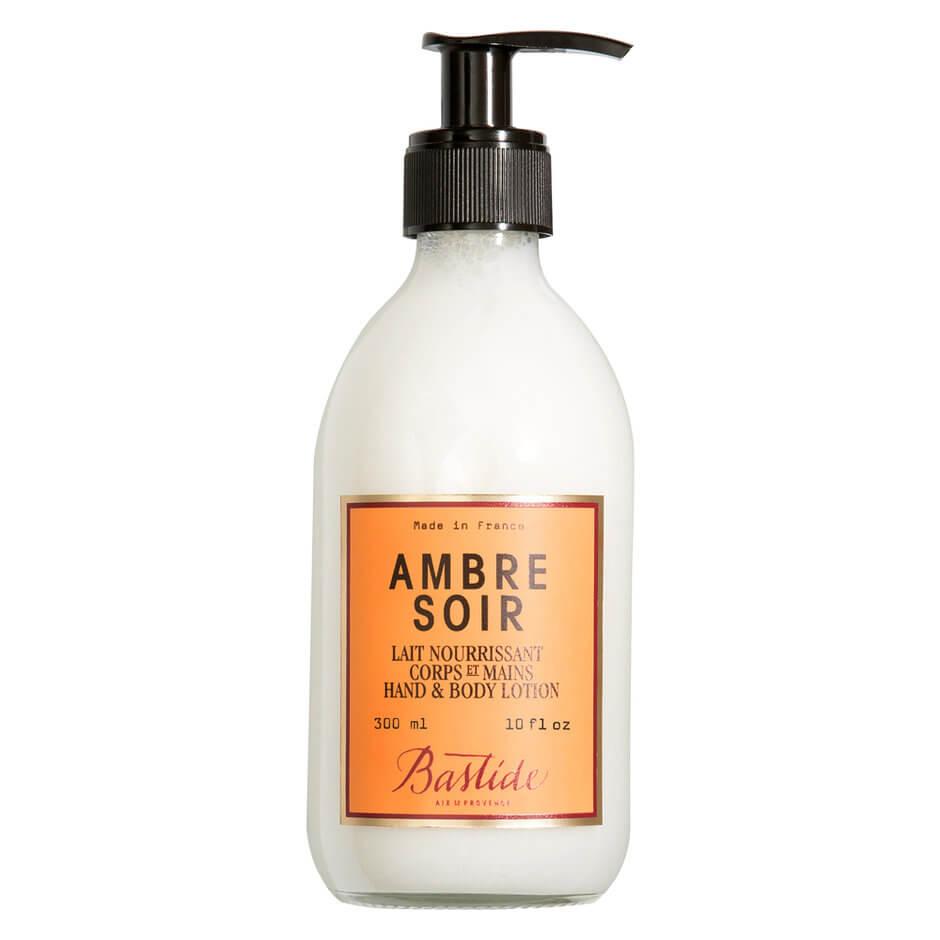 Bastide - HAND LOTION AMBRE