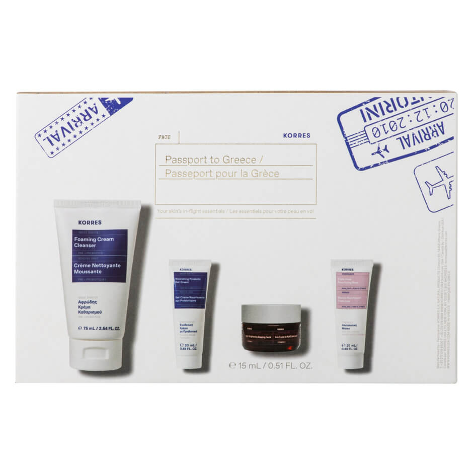 Korres - Passport to Greece Skincare Set