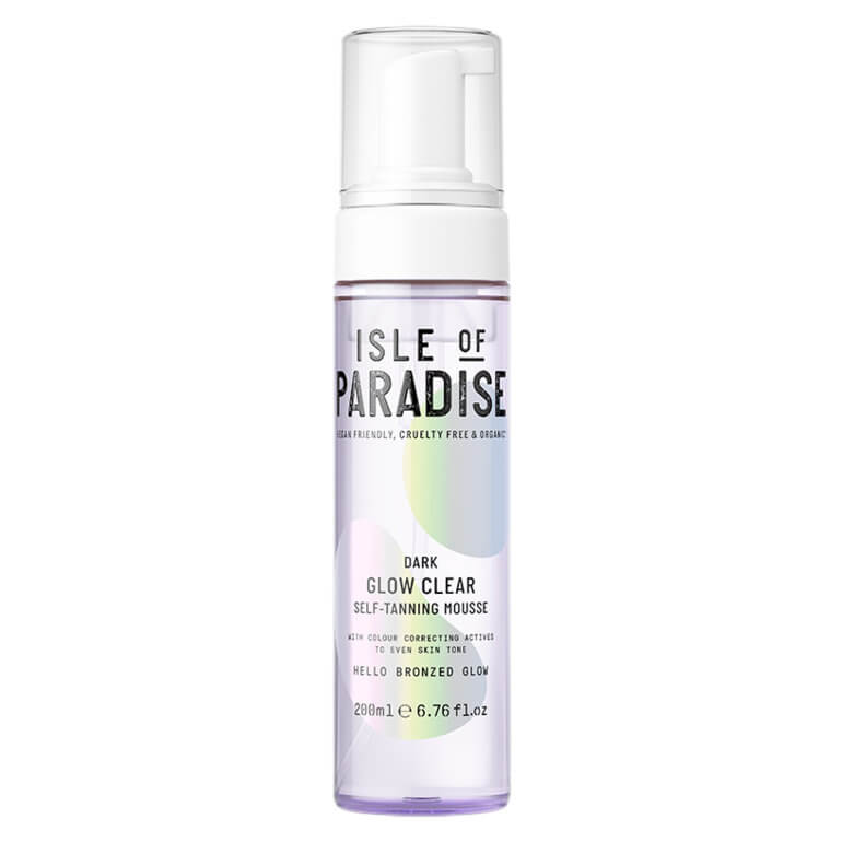 Isle Of Paradise - GLOW CLEAR MOUSSE DARK