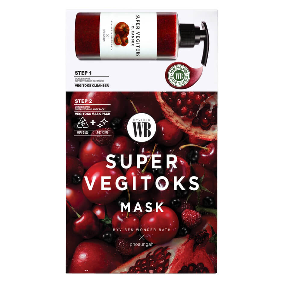 16Brand - TOKS SHEET MASK RED DUO