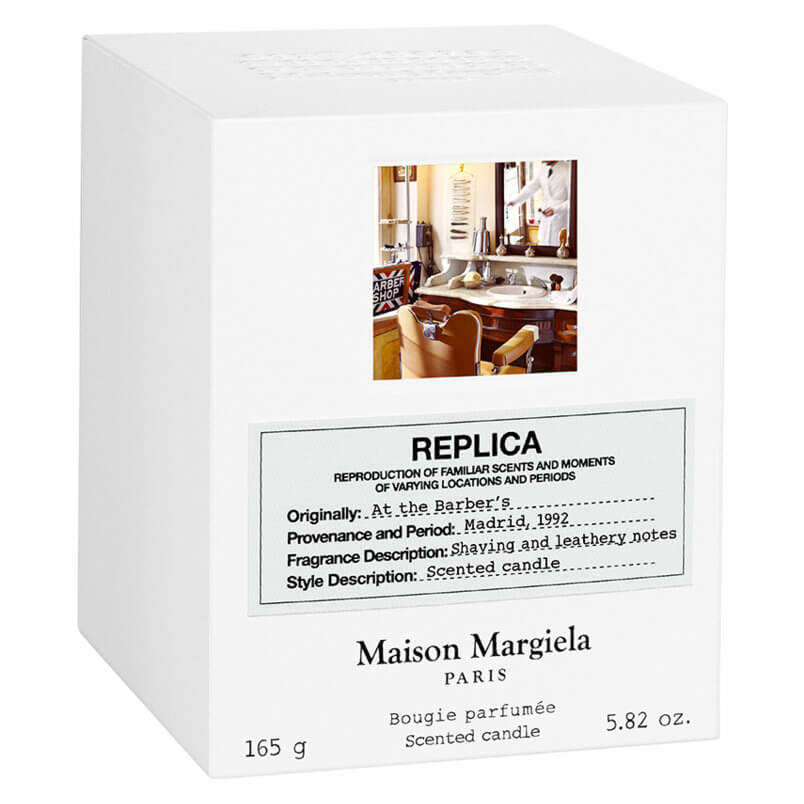 MAISON MARGIELA - CANDLE AT THE BARBER 165G