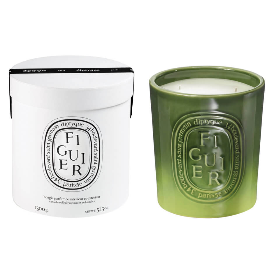 diptyque - Figuier Large Outdoor Candle