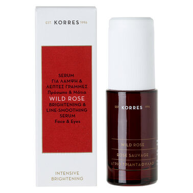 Korres - Wild Rose Face And Eye Serum