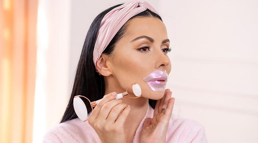 Diamond Radiance Collagen Lip Mask, , video