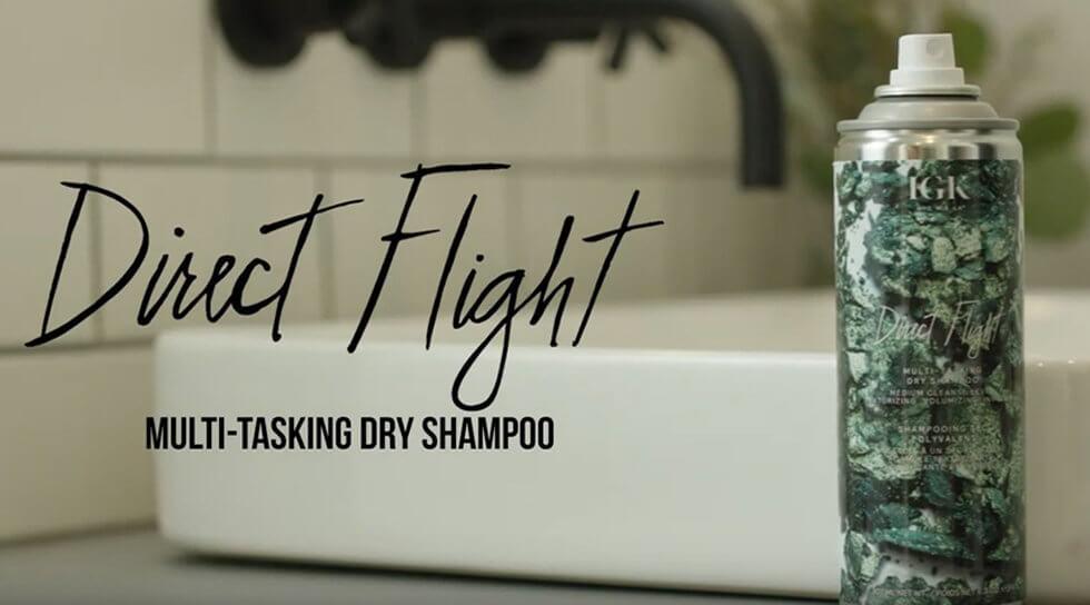 IGK - Direct Flight Multi-Tasking Matcha Dry Shampoo - 307ml