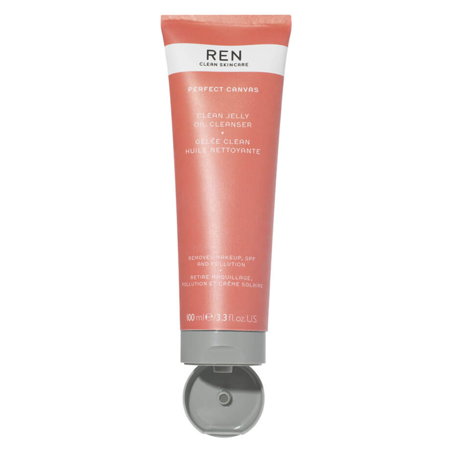 REN Clean Skincare - PERFECT CANVAS JELLY CLEANS