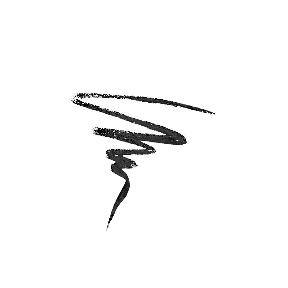 Auto Graphique Eyeliner, Chat Noir, texture