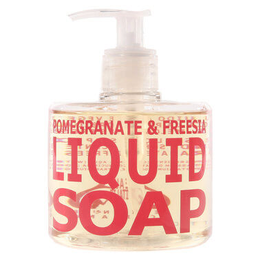 Eau d'Italie - Pomegranate & Freesia Liquid Soap