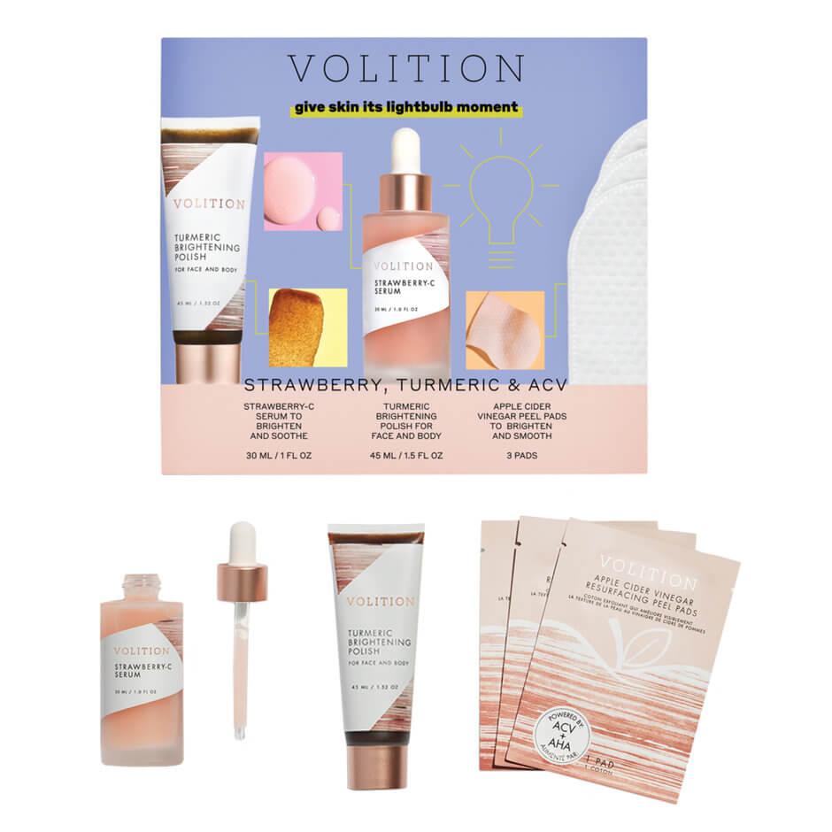 Volition Beauty - Give Skin its Lightbulb Moment Set