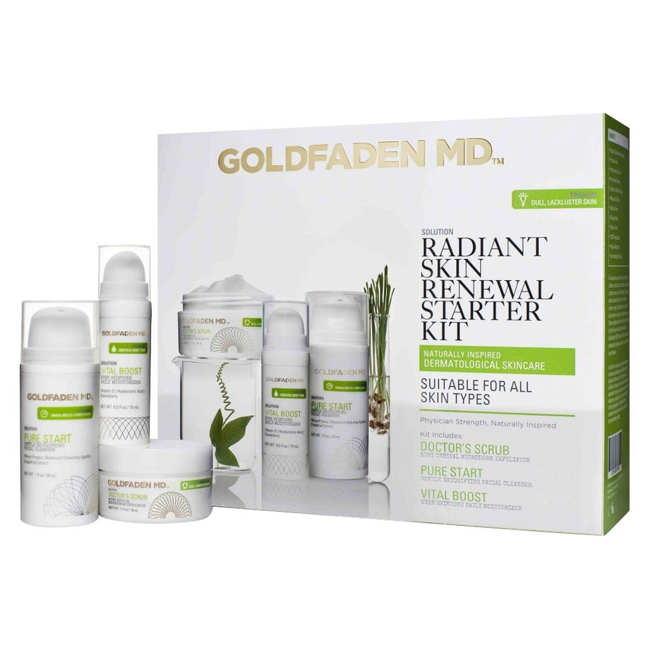 Goldfaden MD - Radiant Renewal Starter Kit