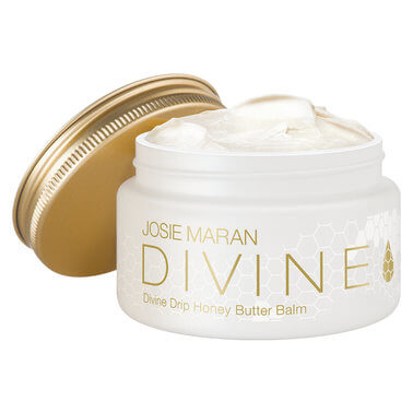 Josie Maran Cosmetics - Divine Drip Honey Butter Balm - Honey Peach
