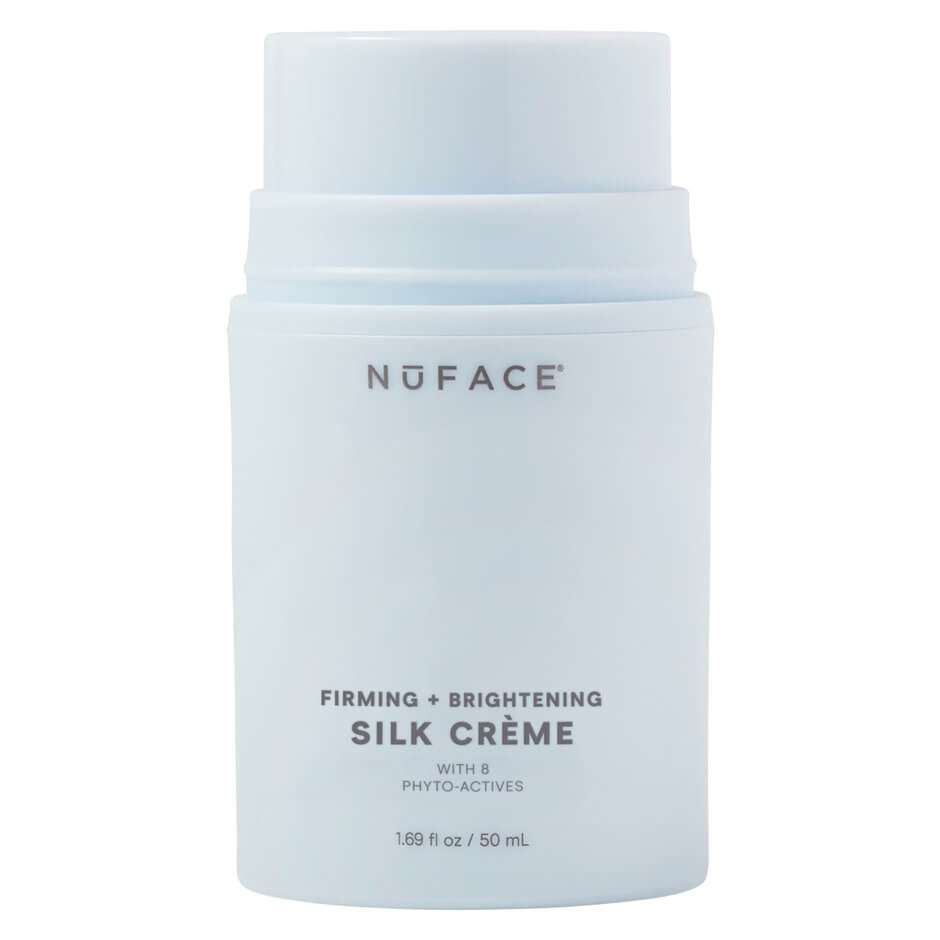 NuFACE - NuFACE Firming and Brightening Silk Crème 3.3oz - 50ml