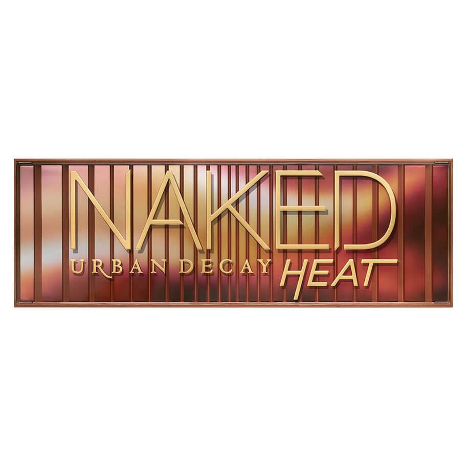 Urban Decay - Naked Heat Eyeshadow Palette