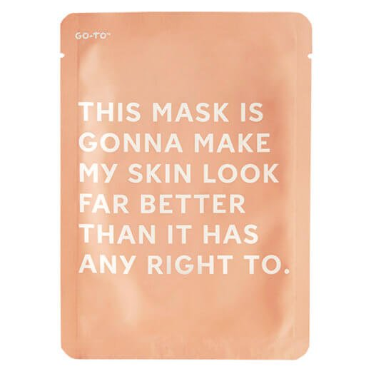 Go-To - TRANSFORMAZING MASK SINGLE