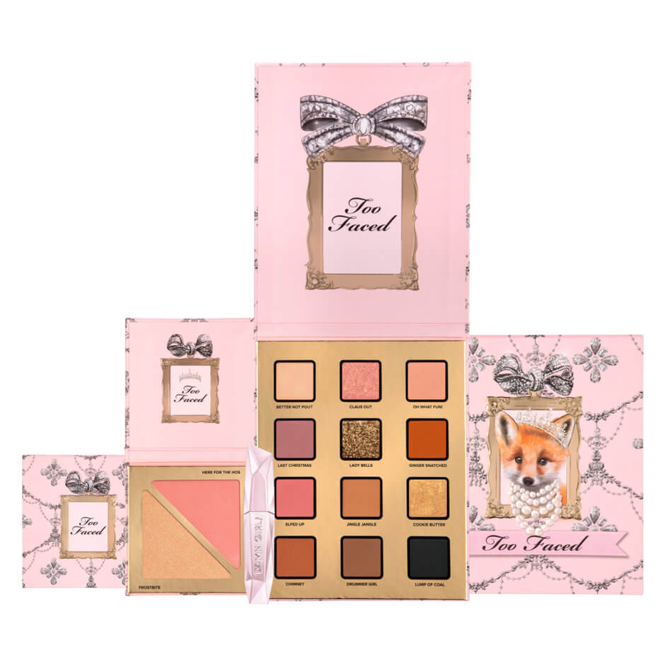 Too Faced - Enchanted Beauty - Foxy Neutrals