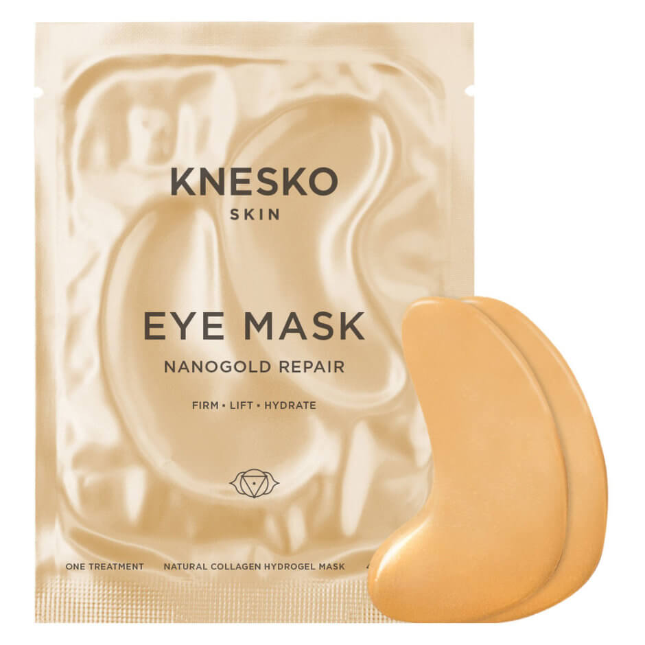 Knesko - Nano Gold Repair Collagen Eye Mask - 6 Pack