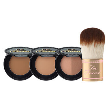 Too Faced - PASSPORT TO BRONZE