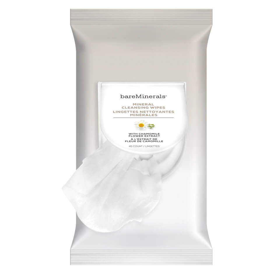 bareMinerals - MINERAL CLEANSING WIPES