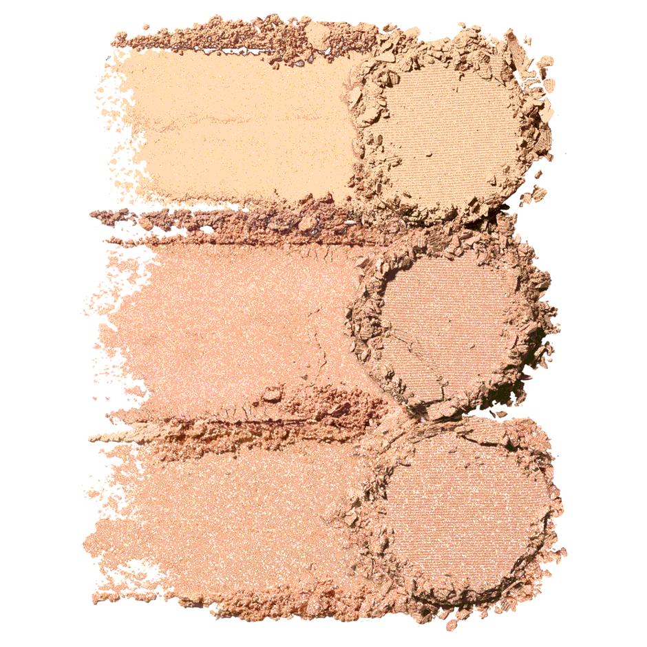 Spotlight Palette, Pearl, texture