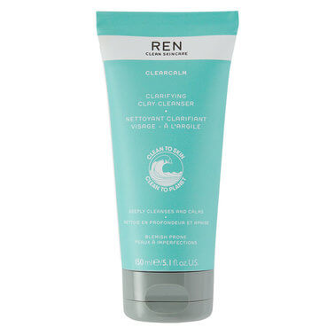 Ren - Clearcalm Clay Cleanser