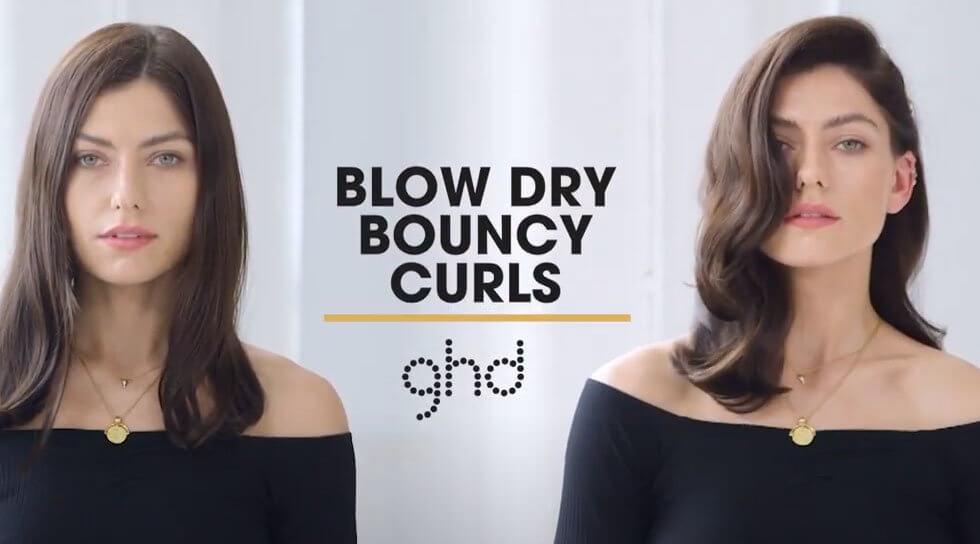 Helios Professional Hairdryer, Black, video