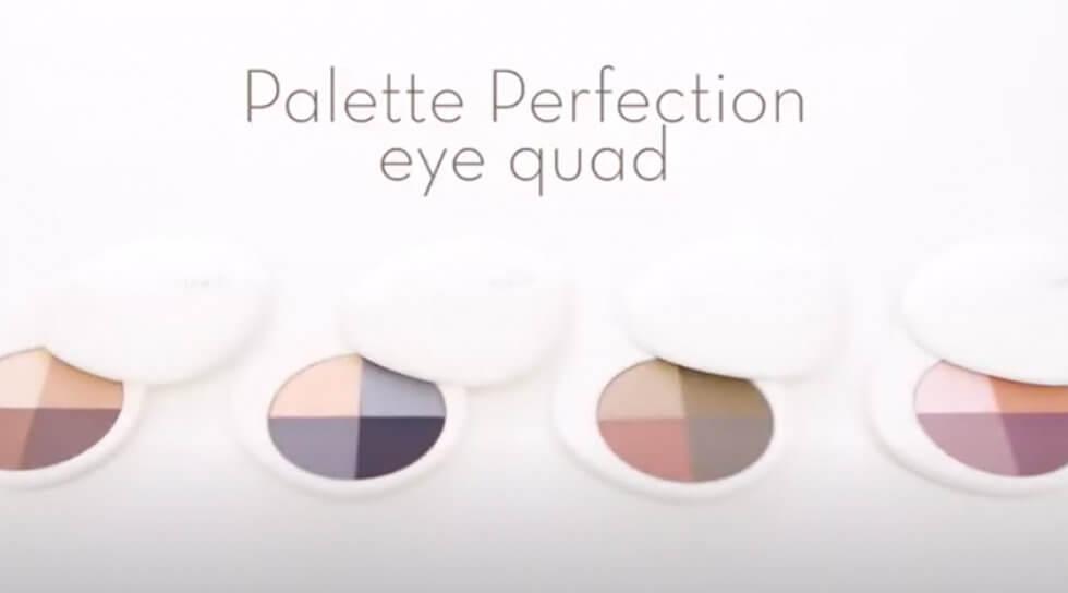 Palette Perfection Eye Quad, b. envied, video