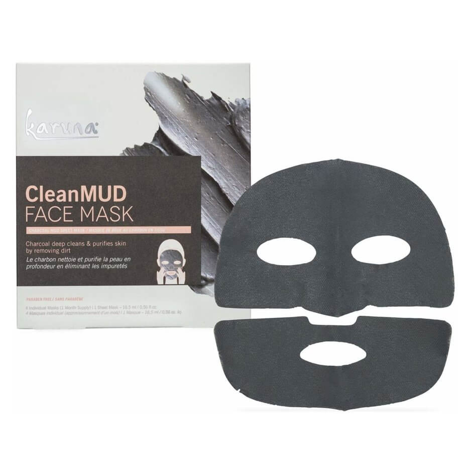 KARUNA - CleanMUD Charcoal Face Mask
