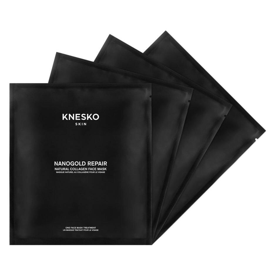 Knesko - NANOGOLD REPAIR MASK 4 PACK