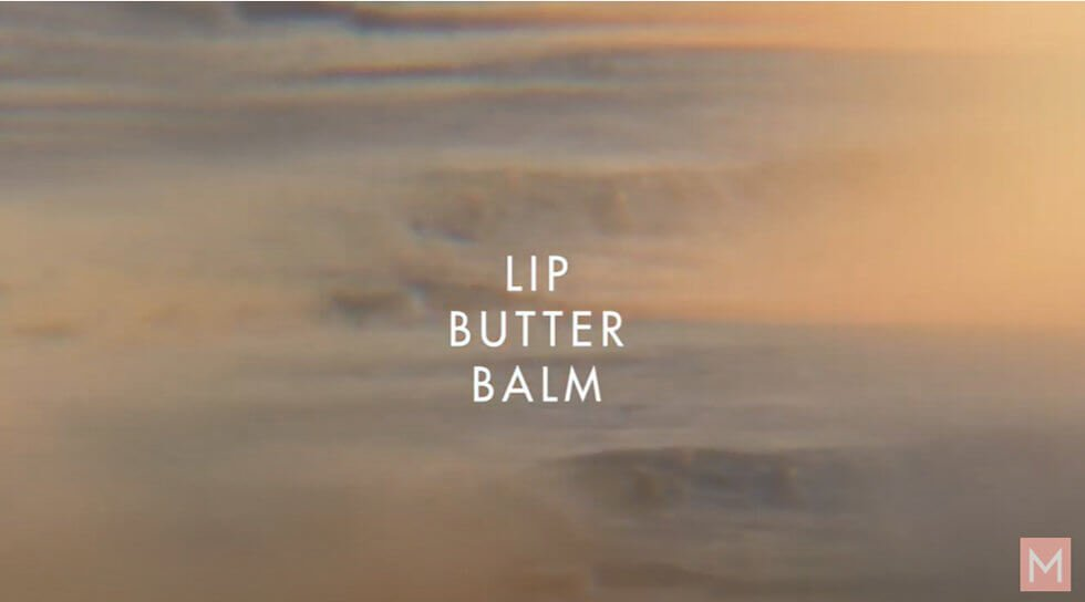 Lip Butter Balm, Natural, video