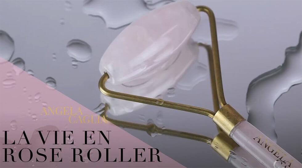 Angela Caglia - La Vie En Rose Face Roller