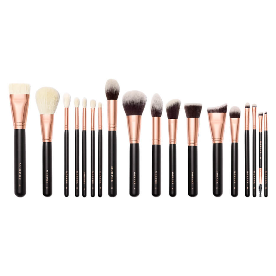 Morphe - Stroke of Luxe Brush Collection