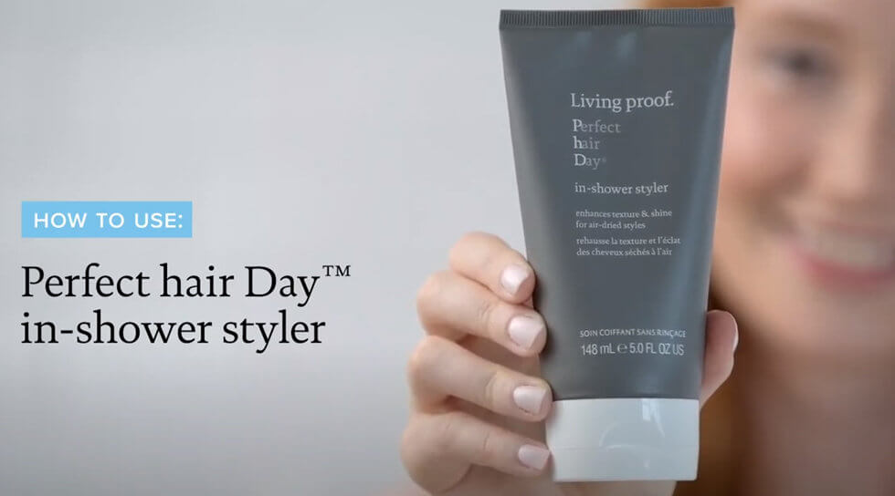 Perfect Hair Day In-Shower Styler, , video