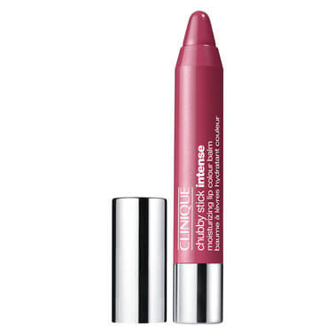 Clinique - Chubby Stick Moisturizing Lip Colour Balm - Intense Rose
