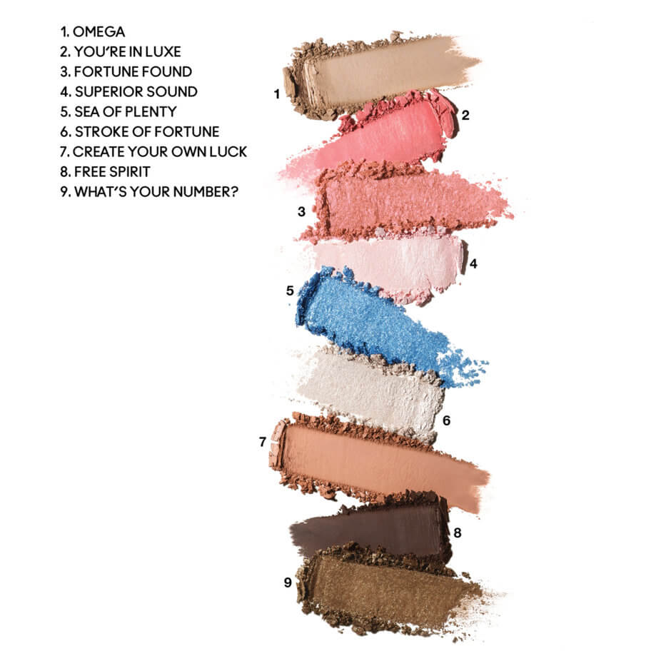 M·A·C Cosmetics - Eyeshadow x9