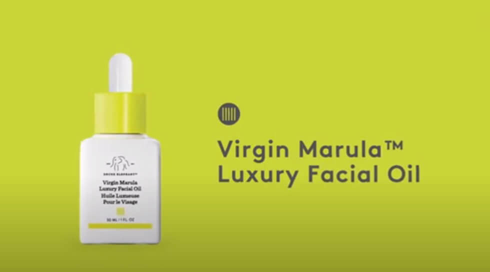 Virgin Marula Luxury Facial Oil, , video