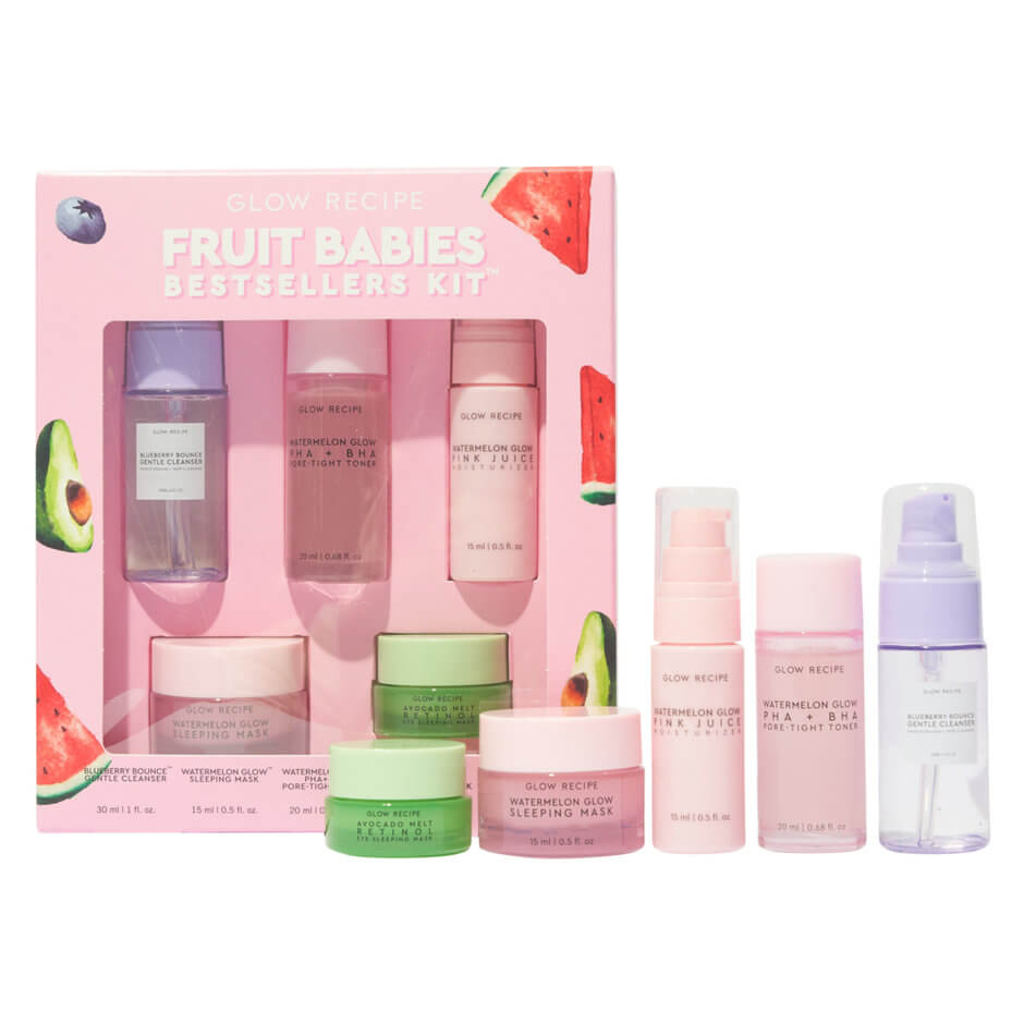 Glow Recipe - Fruit Babies Bestsellers Kit