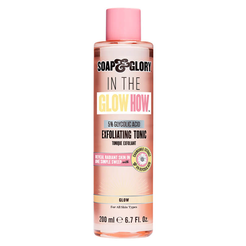 Soap & Glory - In The Glow How Exfoliating Tonic