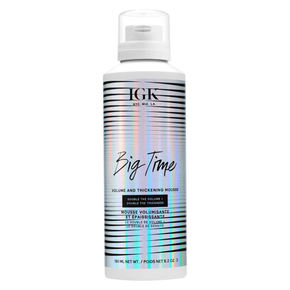 IGK - BIG TIME Volume and Thickening Mousse