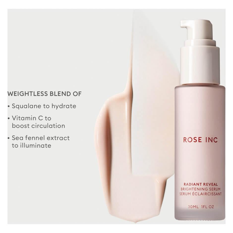 Rose Inc - Radiant Reveal Brightening Serum