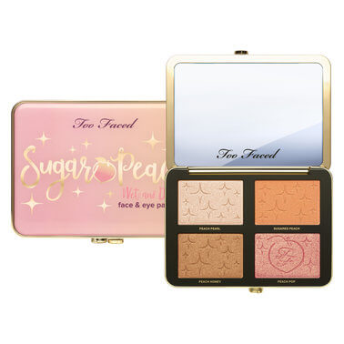 Too Faced - PC SUGAR FACE EYE PALETTE