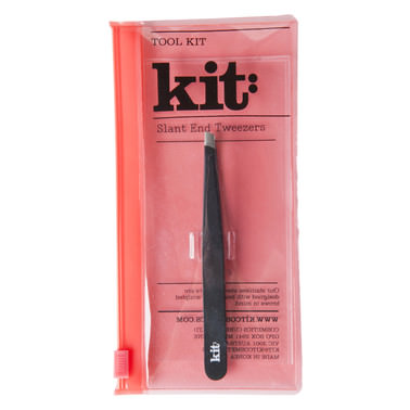 Kit Cosmetics - Slanted Tip Tweezers