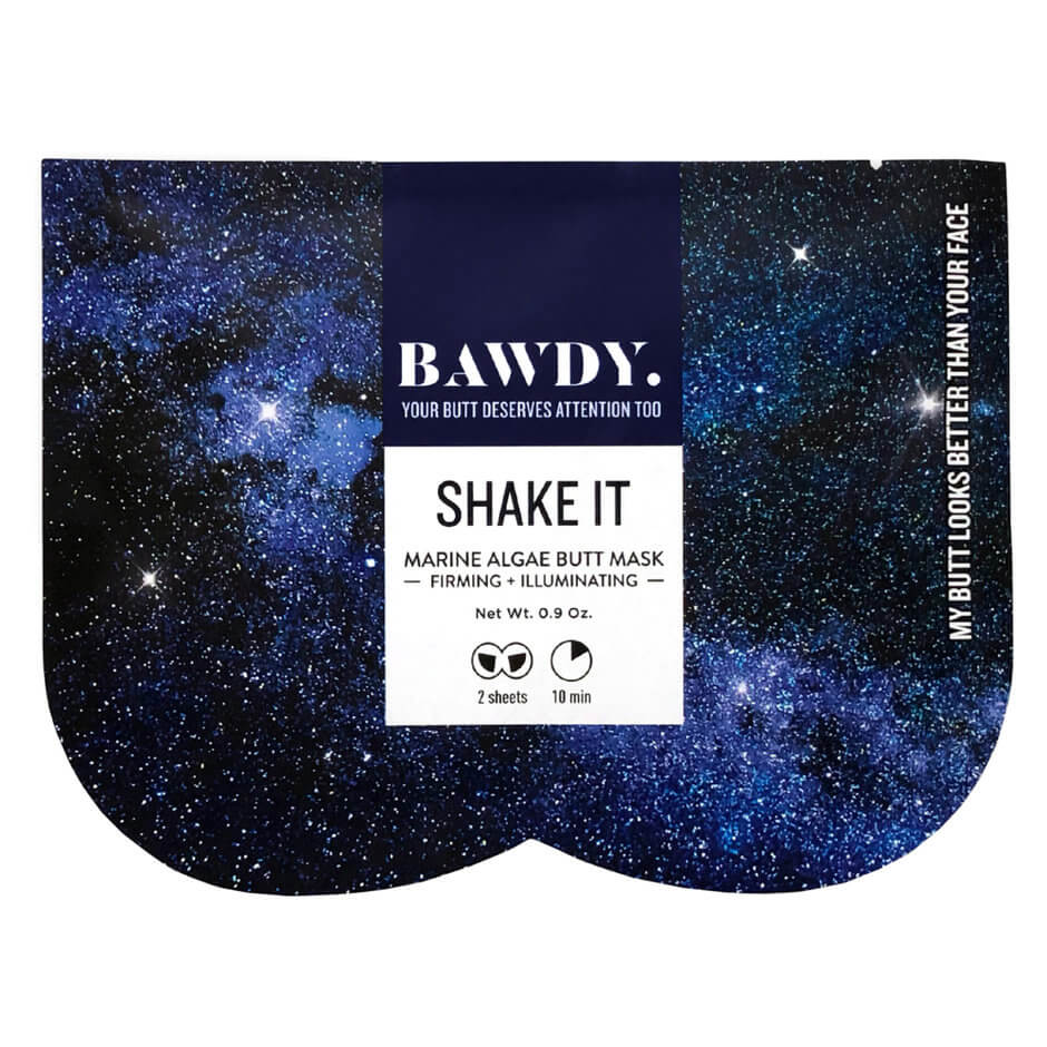 Bawdy - Shake It Marine Algae Butt Mask Firming & Illuminating