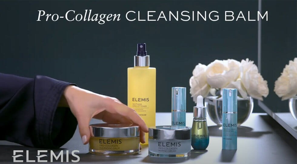Pro-Collagen Cleansing Balm, , video