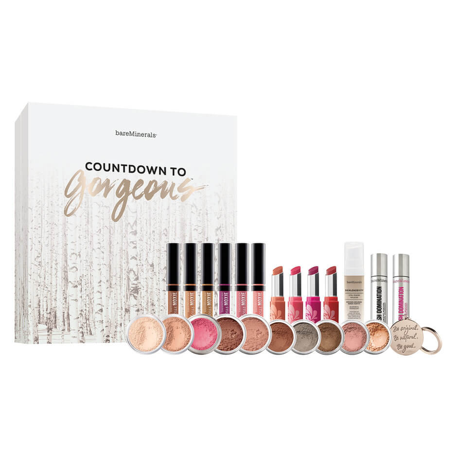 Countdown To Gorgeous Bareminerals Mecca