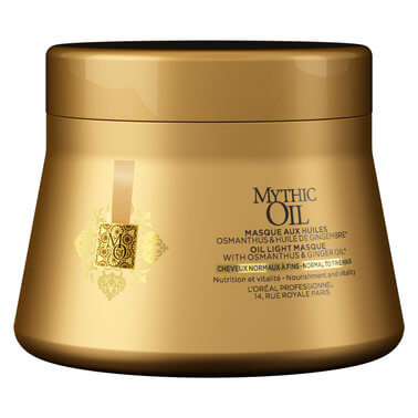 L'Oreal Professional - MYTHIC OIL MASQUE 200ML
