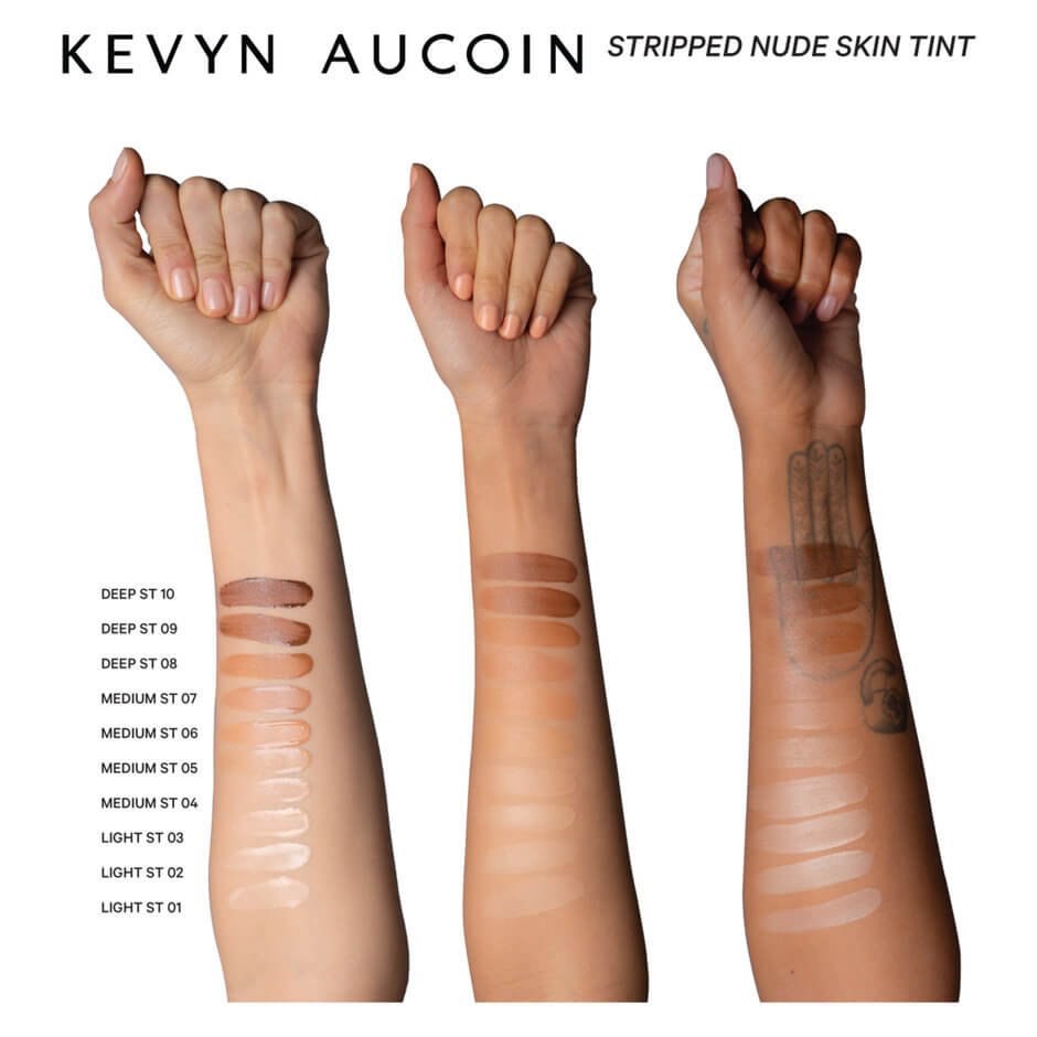Kevyn Aucoin - Stripped Nude Skin Tint - Light ST 01