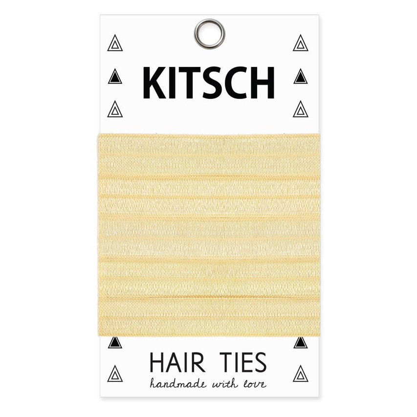 Kitsch - BLONDIE HAIR TIES