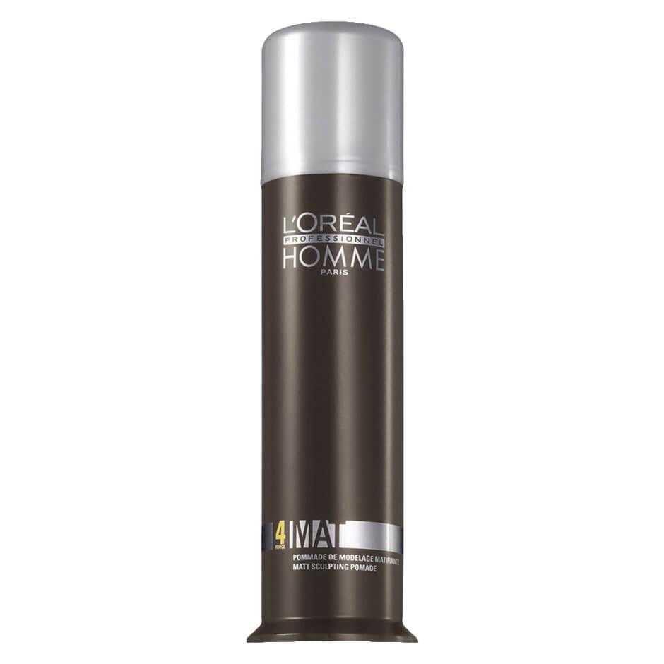 L'Oreal Professional - HOMME MATT POMADE 80ML